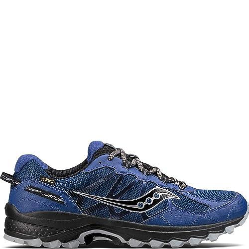 przystępna cena zasznurować oficjalny sklep Saucony Mens Excursion TR11 GTX Running Shoes