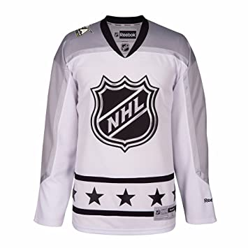 NHL Metropolitan Division Reebok 2017 All-Star Game Premier Blank Jersey -  White S fea263005