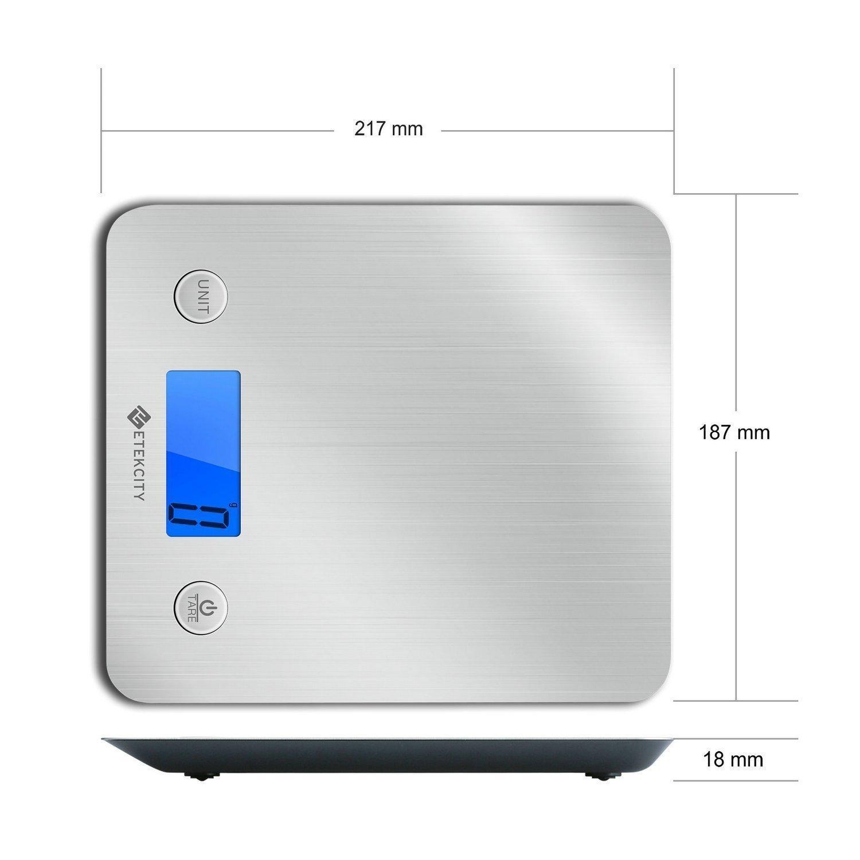 Báscula Digital para Cocina Etekcity® por solo 15,99€