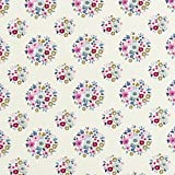 FLORAL FABRICS - Floral Blue - TILF92 - By 0.5 metre - By Tilda - 100% Cotton (Floral Blue TILF92) by Tilda
