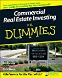 img - for Commercial Real Estate Investing For Dummies by Peter Conti (4-Jan-2008) Paperback book / textbook / text book