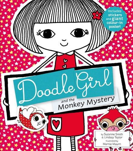 Monkey Doodle - Doodle Girl and the Monkey Mystery