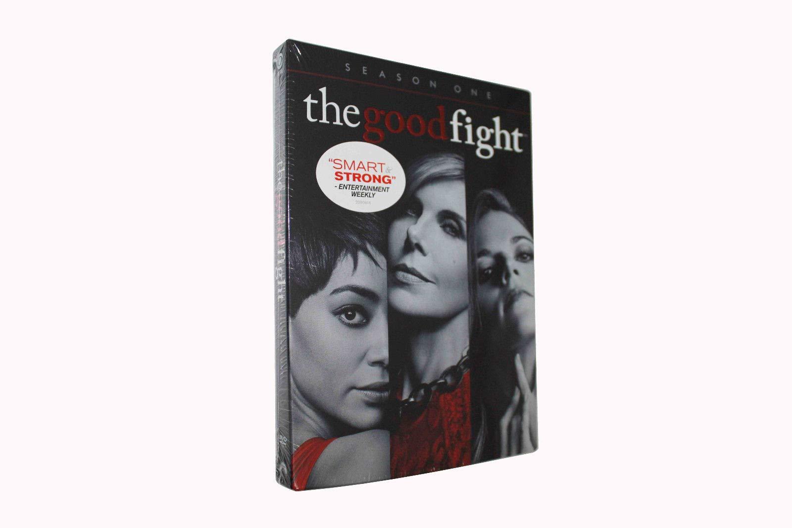 FidgetFidget DVD The Good Fight Season One - 3 by FidgetFidget