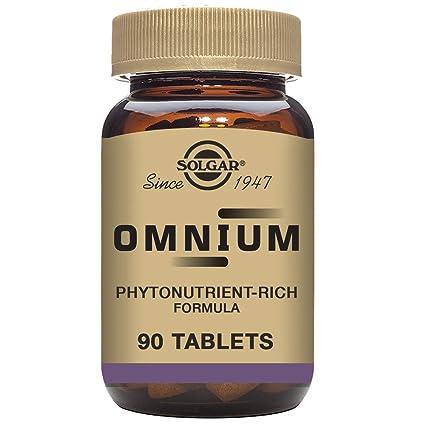 Solgar Vitaminas y Minerales - 90 Tabletas