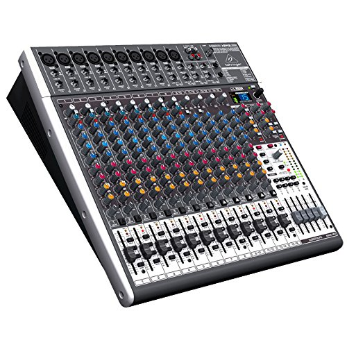 Behringer Xenyx X2442USB Premium 24-Input 4/2-Bus Mixer with USB/Audio Interface by Behringer (Image #5)