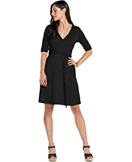 89219b3c42 Amazon.com: Toad&Co Cue Wrap LS Dress - Women's: Clothing