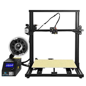Hengyuanyi Impresora 3D Grande CR-10S 400x400x400mm Tamaño ...