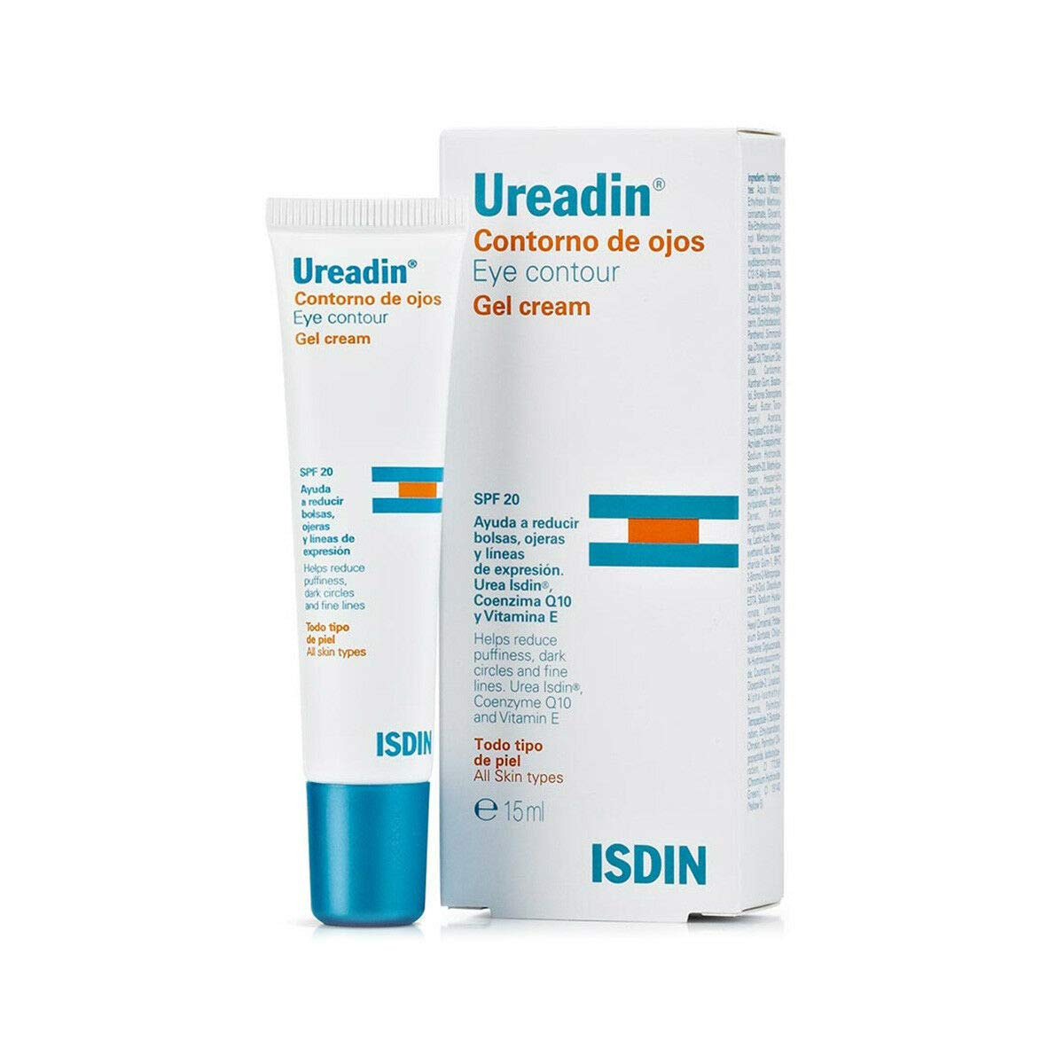 Amazon.com: Isdin ureadin uradin anti-aging eye contour ...