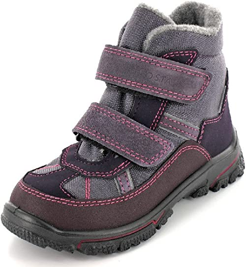 RICOSTA Girls' Boots Purple Violett