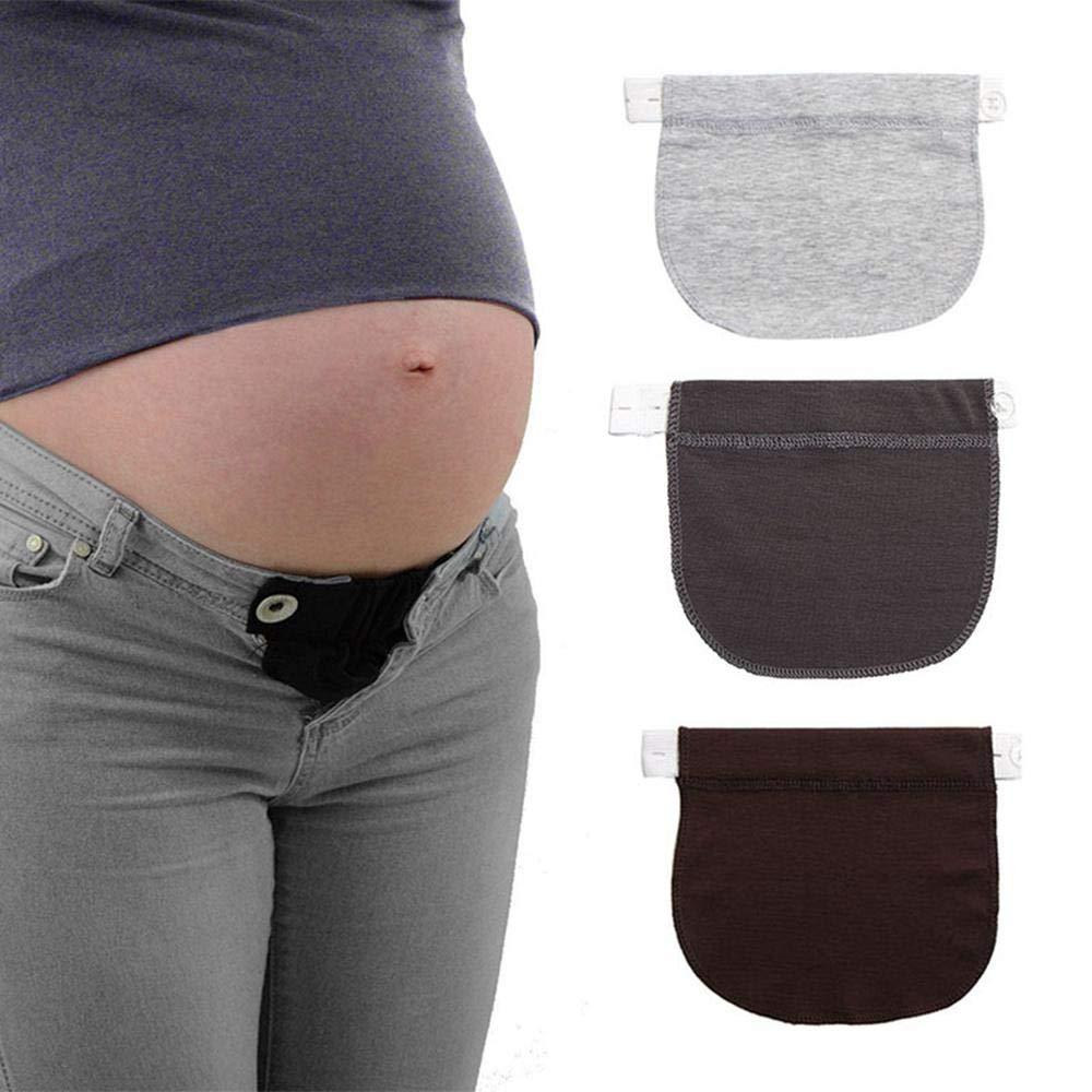 Pregnancy Waistband Extender FOONEE Maternity Pant Extender Pregnancy Belt Special for Pregnant Women//Expectant Mothers