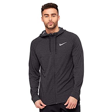 ed78a823e Amazon.com: Nike Men's Hyperdry Lite Full Zip Dri-Fit Performance ...