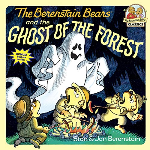 The Berenstain Bears and the Ghost of the Forest (First Time Books(R)) -