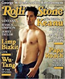 Rolling Stone Magazine # 848 August 31 2000 Keanu Reeves (Single Back Issue)