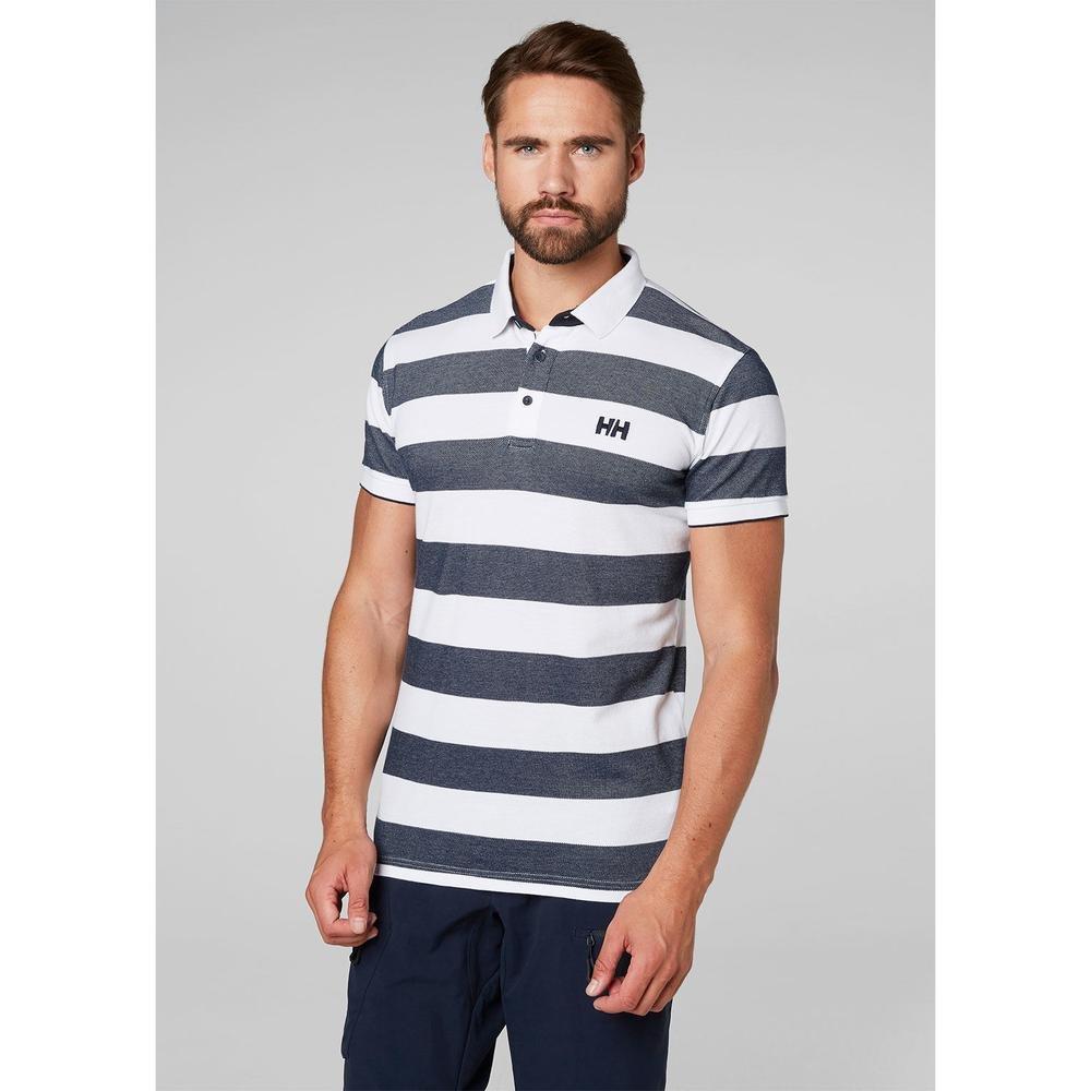 Private Brands Helly Hansen Mens Marstrand Polo Shirt Helly Hansen US