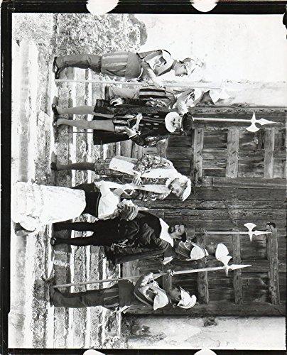Aboriginal Re-release Photograph El Cristo De Oro Fanny Schiller Manuel Ojeda