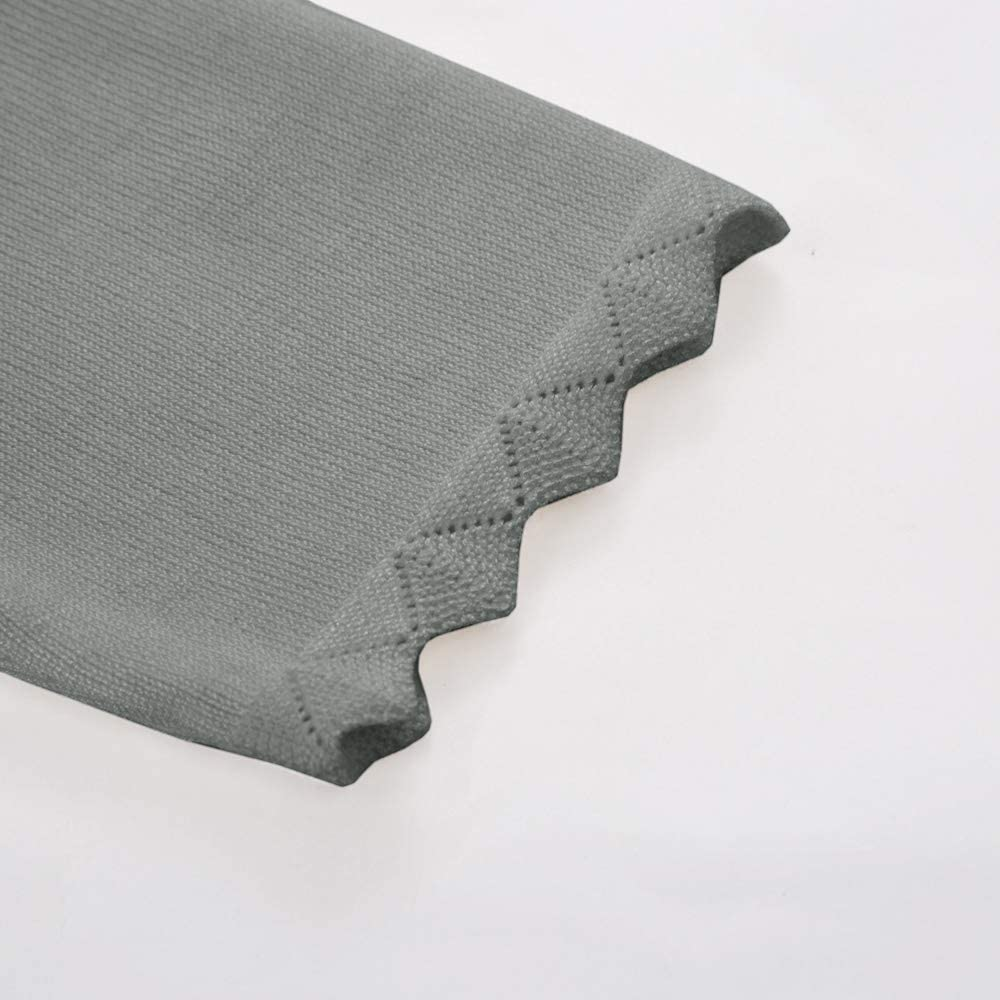 GRACE KARIN Donna Cardigan Estate a Maniche 3//4 Design Orlo Irregolare Bolero Aperto Coprispalle Shrug