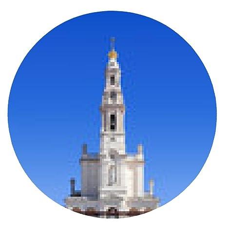 alfombrilla de ratón Santuario de Fátima. Basílica de Nuestra Señora del Rosario - ronda -