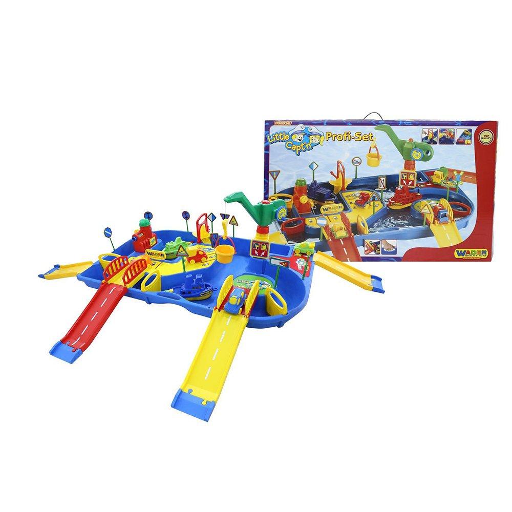 WADER Profiset 51974 Wassersystem Wasserspielzeug Badespielzeug