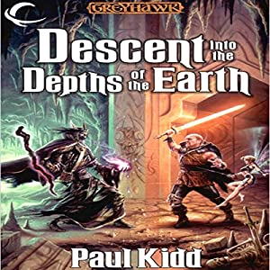 Descent Into the Depths of the Earth Hörbuch