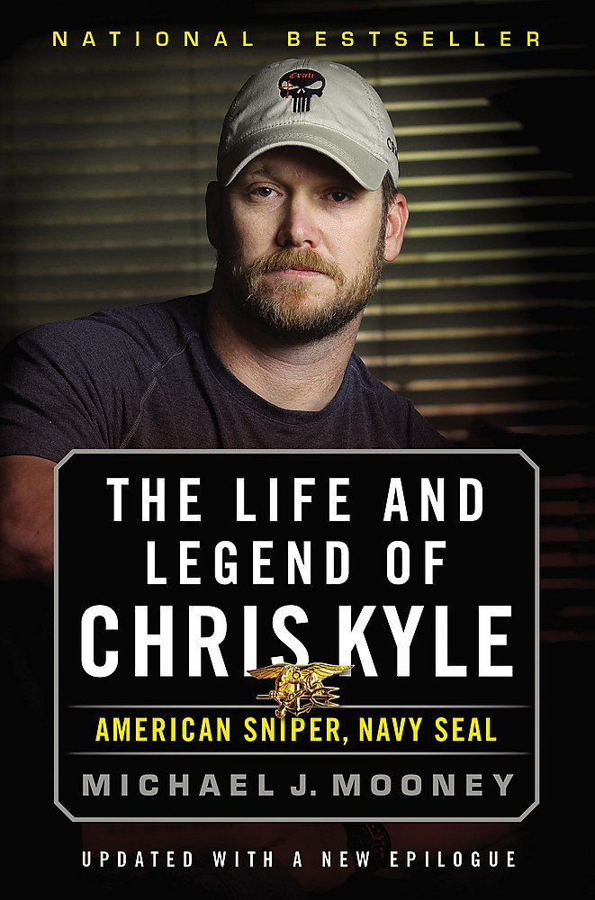 Amazon com: The Life and Legend of Chris Kyle: American