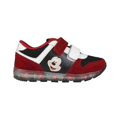 Cerdá Deportiva Luces Mickey, Zapatillas para Niños: Amazon.es: Zapatos y complementos