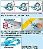 Learning scissors Aero fit SAXA Kids yellow left