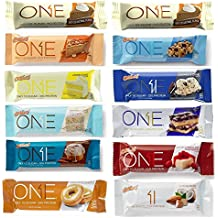 Oh Yeah! One Bar Variety 12 Count Pack | Holiday Seasonal Pumpkin Flavor!