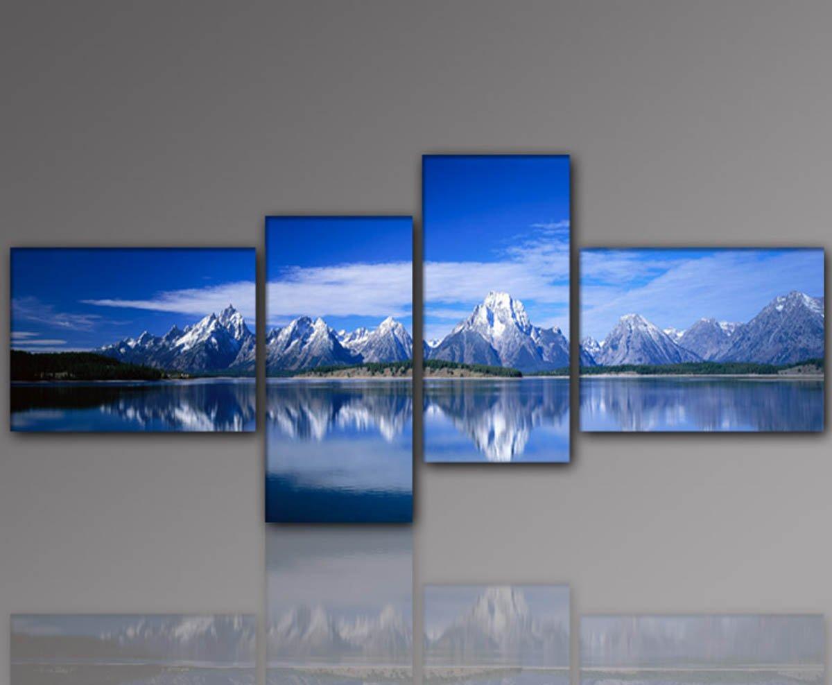 Amazon.de: WOW - Top Angebot !!! (Mountain Lake-55x160cm) 4 ...