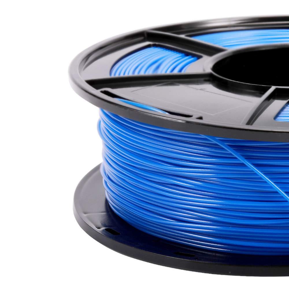 Dimensional Accuracy +//- 0.02 mm 2.2 LBS 1KG PLA Filament 3D Hero PLA Filament 1.75mm,PLA 3D Printer Filament ,1.75mm Filament,Green