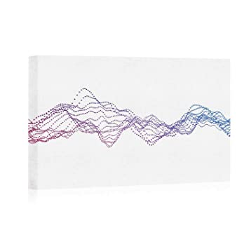 Amazon Com Actorstion Abstract 3d Rendering Of Waves With