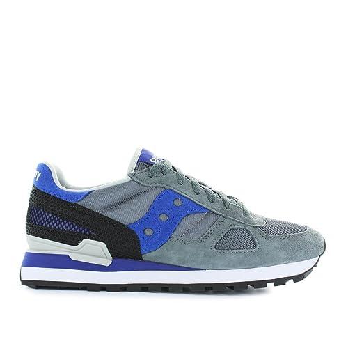 Saucony Scarpe Sneakers Uomo camoscio Nuove Shadow Original Grigio  Amazon. it  Scarpe e borse 3779cee6cae