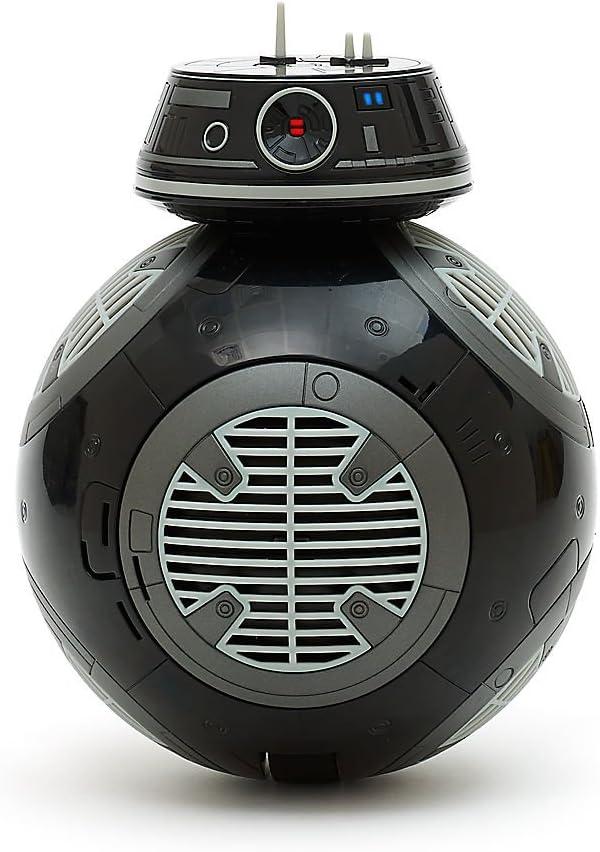 Disney Store BB-9E Talking Action Figure Star Wars The Last Jedi Black Droid