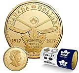 1 - 2017 $1 100th Anniversary of The Toronto Maple Leafs $1.00 Coin