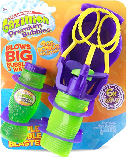 Gazillion Triple Bubble Blaster