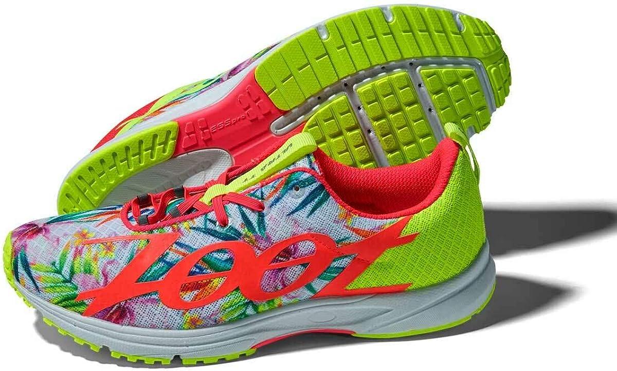 Zoot Frauen Laufschuh W Ultra TT Leichter Triathlon Laufschuh mit Schnell-Einstiegshilfe und Entwässerungslöchern: Amazon.es: Zapatos y complementos