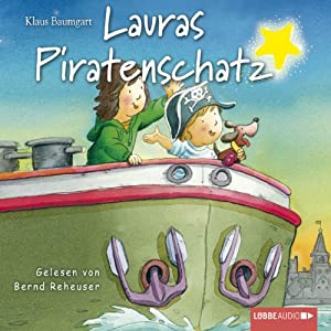 Lauras Piratenschatz Hörbuch