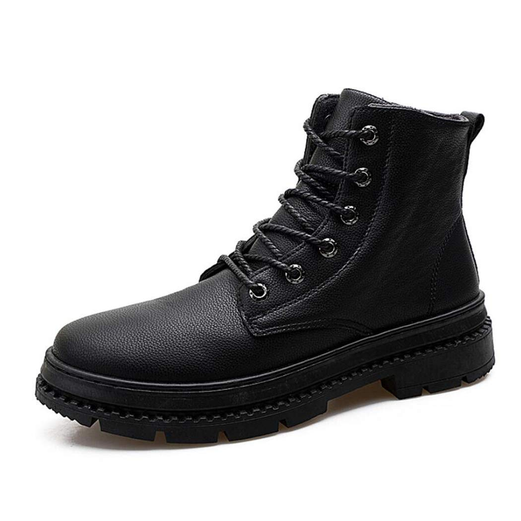 Zxcvb Männer Premium Leder Soft Toe Light Weight Industrie Komfortable Konstruktion Moc Arbeitsstiefel Isoliert