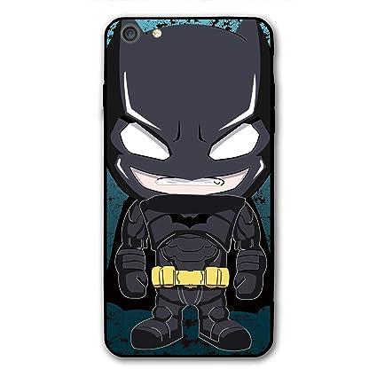 Amazon.com: Carcasa para iPhone 6 y 6s, diseño de héroe de ...
