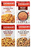 Assorted Zatarain's Rice Dinner Variety Pack, 4 Count