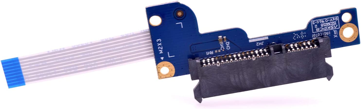 Deal4GO SATA Hard Drive Cable HDD Board Connector for HP 15.6 15-DA 15-DB 15-DA0012DX 15-DB0006DS L20454-001 LS-G072P