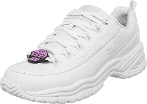 Skechers for Work Mujer Soft Stride-Softie Lace-Up