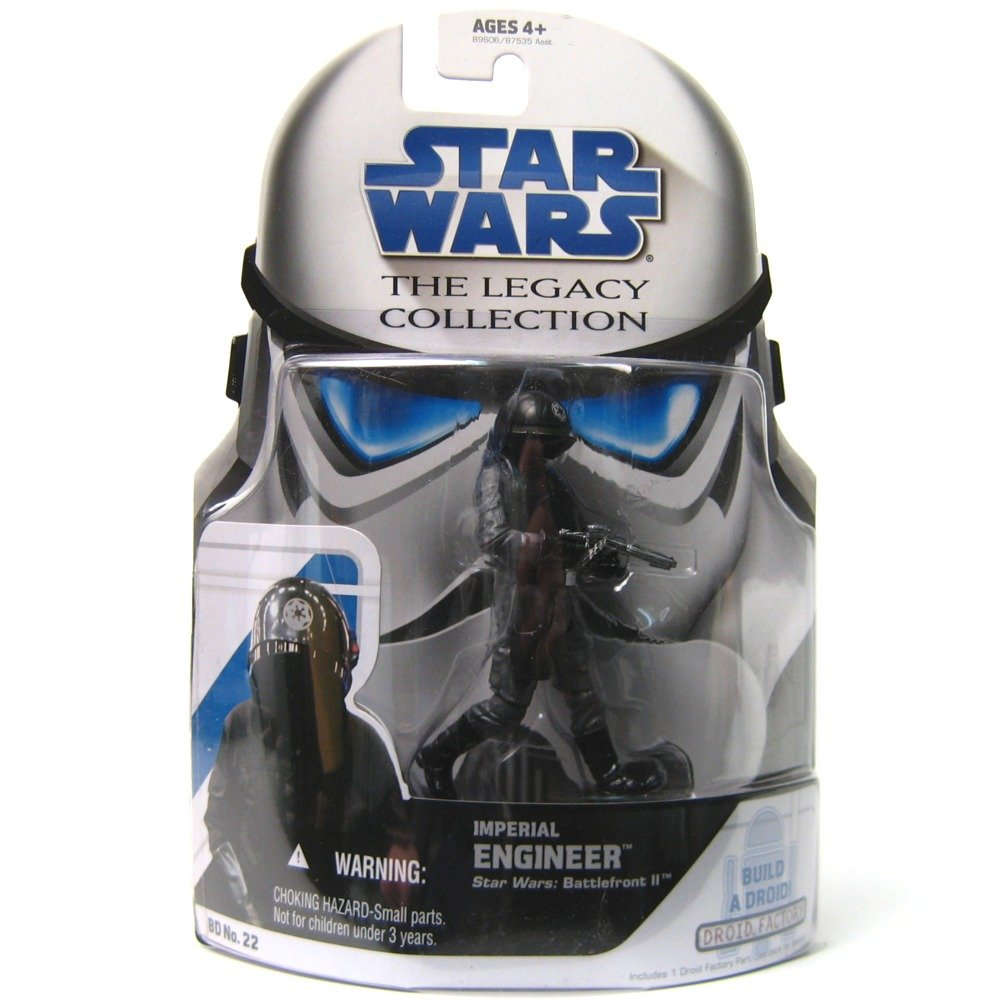 Imperial Engineer STAR WARS Legacy Collection BD22 No.22 Battlefront II 2