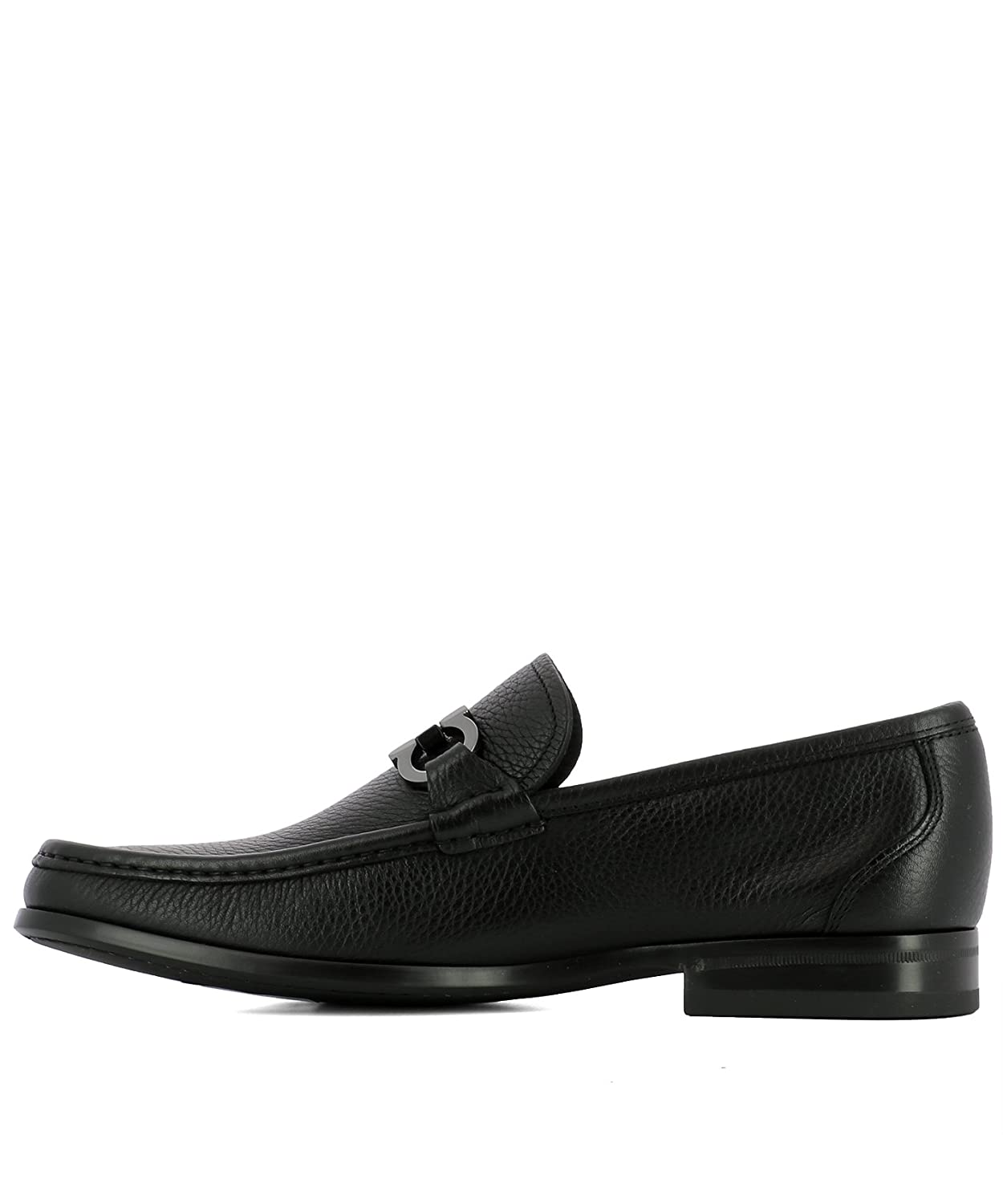 Salvatore Ferragamo - Mocasines para hombre negro negro IT - Marke Größe, color negro, talla 38.5 IT - Marke Größe 5.5: Amazon.es: Zapatos y complementos