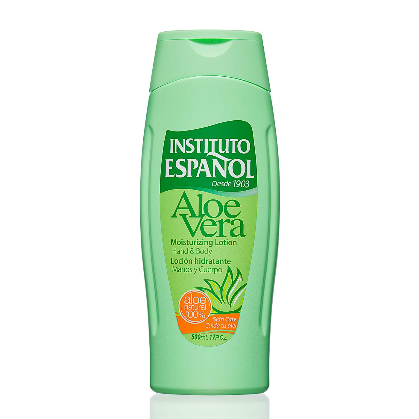 SPANISH INSTITUTE ALOE VERA BODY 500ML