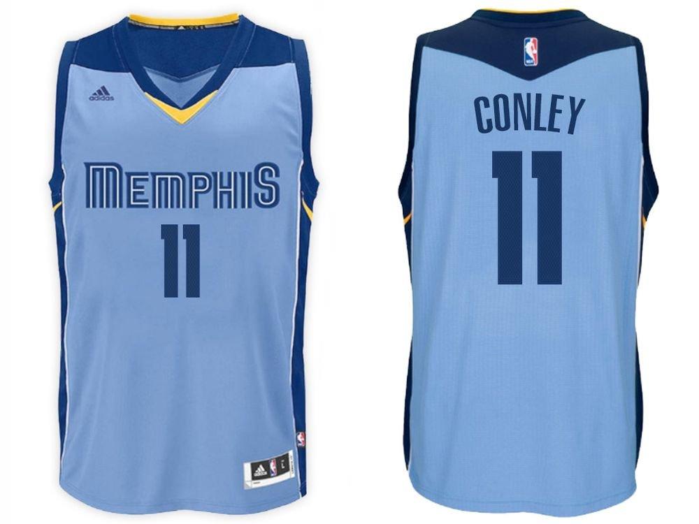 5e404b1c78f 30%OFF Memphis Grizzlies Mike Conley Adidas NBA Men s New Swingman Jersey