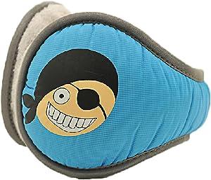 Mraw Child Foldable Wrap around Earmuffs