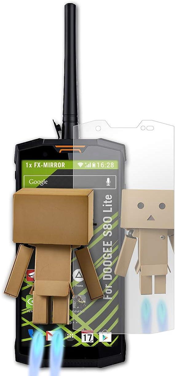 atFoliX Protección de Pantalla para DOOGEE S80 Lite Lámina ...