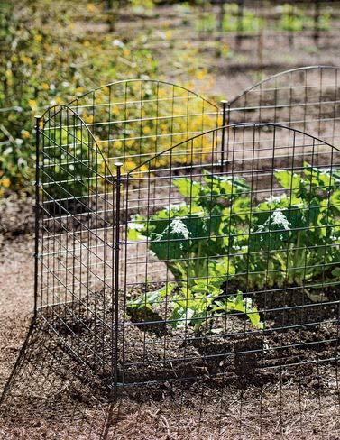 Gardener's Supply Company 5-Panel Critter Fence
