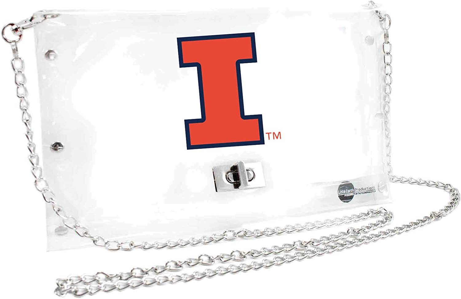 NCAA Clear Envelope Purse