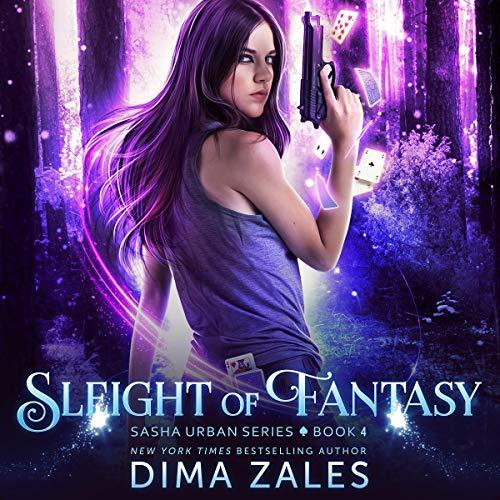 Sleight of Fantasy: Sasha Urban Series, Book 4